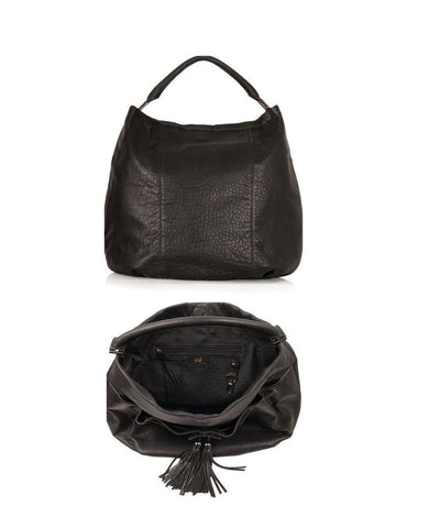 anya-hindmarch great-lacing bag-in-leather-black seed