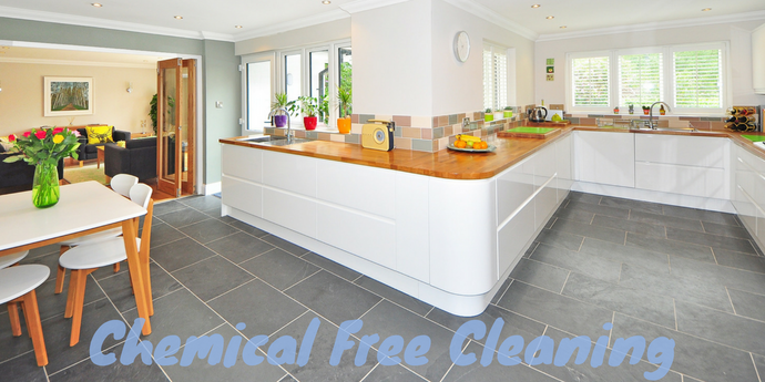 Perfect Chemical Free Cleaning With Just Water