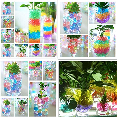 Water Beads For Sensory Development Decorations Craft Plant