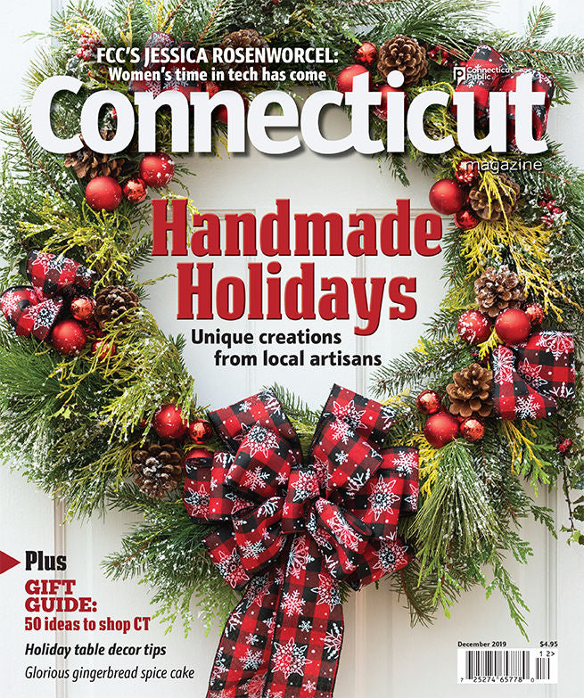 Connecticut Magazine Handmade Holidays