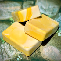 Pineapple Cream Handcrafted Soap with Aloe and Buttermilk