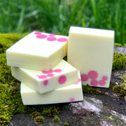 Bubble Tea Handcrafted Triple Butter Vegan Soap with Sensational Fruity Aroma