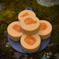 Sun Kissed Orange Handcrafted Soap with Turmeric
