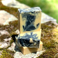 Orange Patchouli - Handmade Soap with Aloe and Turmeric