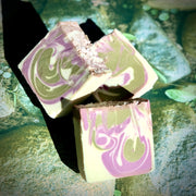 Seventh Heaven Handmade All Natural Soap with Kaolin Clay and Aloe