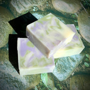Lavender Mint Handmade All Natural Soap with Aloe