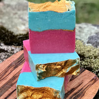 Narcissist - Handmade All Natural Soap with Bentonite Clay
