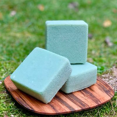 Citrus Delight Pumice Soap Block Handmade  - Foot Soap - Kitchen Soap - Workshop Soap