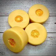 Just Peachy Handcrafted Soap with Aloe and Kaolin Clay