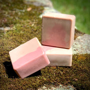 Sun Your Buns Handcrafted Soap with Aloe and Kaolin Clay