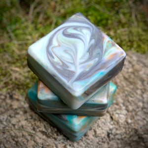 Transformation Handcrafted Soap with Activated Charcoal