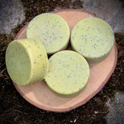 Chamomile Pumice Soap Handmade  - Foot Soap - Kitchen Soap - Workshop Soap
