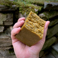 After Hours Handcrafted Hemp Oil Soap - Big Bar!