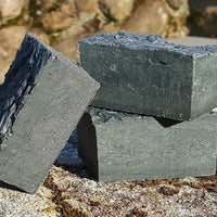 Dead Sea Mud with Activated Charcoal and Manuka Honey - All Natural Handmade Soap