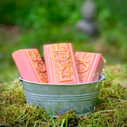 Love You Handcrafted Soap with Rose Clay and Aloe