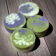 Handcrafted Soap with Aloe - Do Not Buy