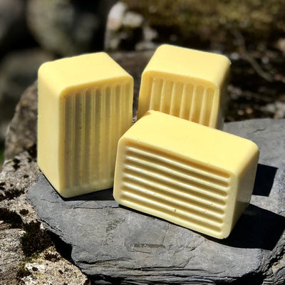Pineapple and Coconut Water - Handmade Triple Butter Soap BIG BAR 6 OZ!