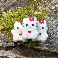 Kitty Kitty 4.0 oz Handmade Bath Fizzie with Shea and Cocoa Butters