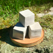 Mega 7 oz Pumice Soap Block Handmade Shea Butter Vegan Soap - Foot Soap - Kitchen Soap - Workshop Soap