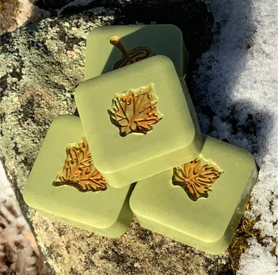 Vanilla Sandalwood Handcrafted Triple Butter Vegan Soap with Multani Mitti Clay