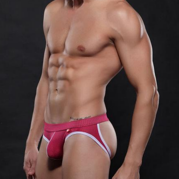 Sexy Open Back Jockstrap - Biancheria intima gay