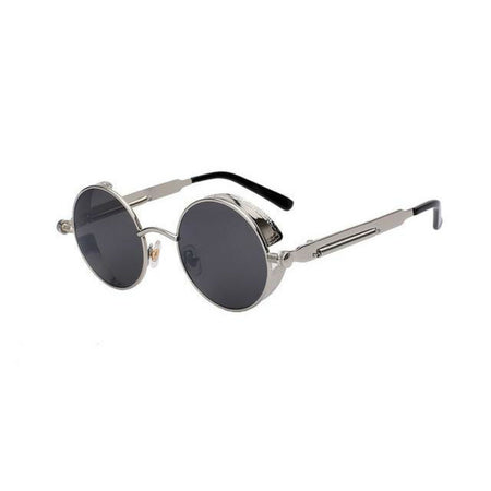 Fellaini - Retro Circle Sunglasses