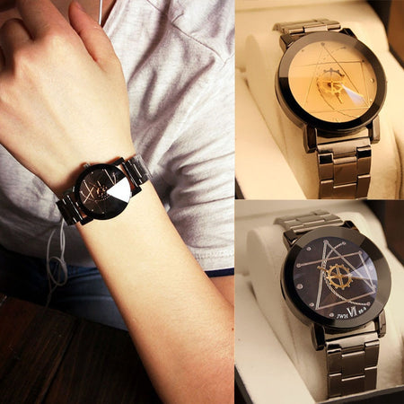 Goss - Khoom kim heev Stylish Watch