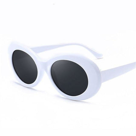 Kurt - Elegantaj Retro Sunglasses