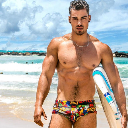 Tomori - Trunks - Gay Men Swimwear