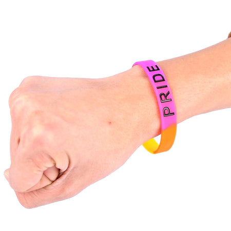 Gay Pride Rainbow - Awareness Bracelet