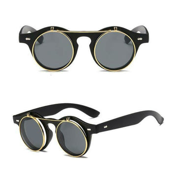 Ofoe - Stylish Double Layer Sunglasses