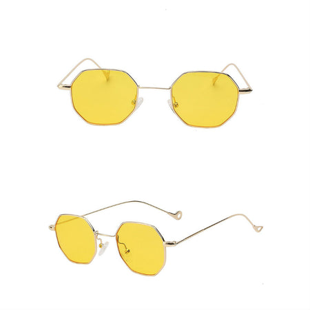 Kant - Stylish Geometric Sunglasses