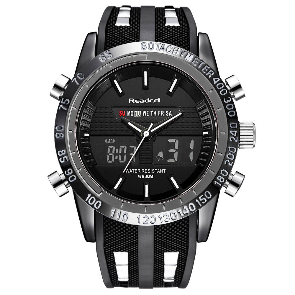Shaw - I-Stylish Army Sport Watch