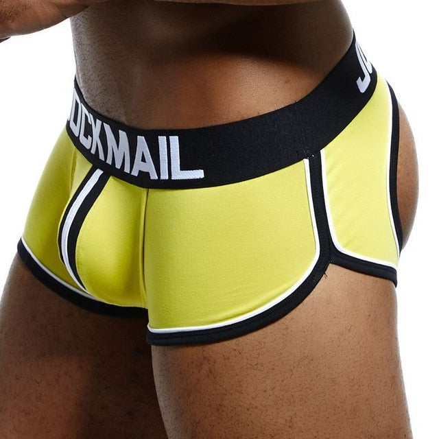 Canos - Open Back Boxer - Gay Underwear