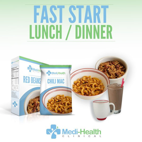 Fast Start Lunch/Dinner Bundle