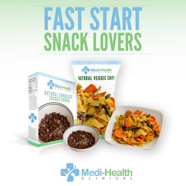 Fast Start Snack Lovers Bundle