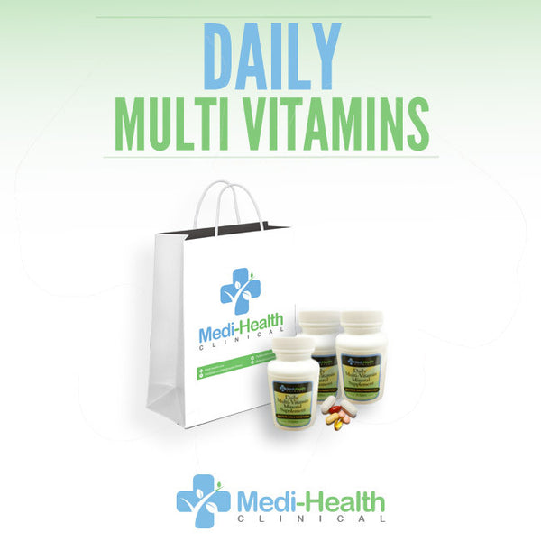 Daily Multi Vitamin