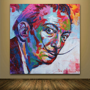 "Salvador Dali x ""Graffiti Pop Art"" - Supply Surf"