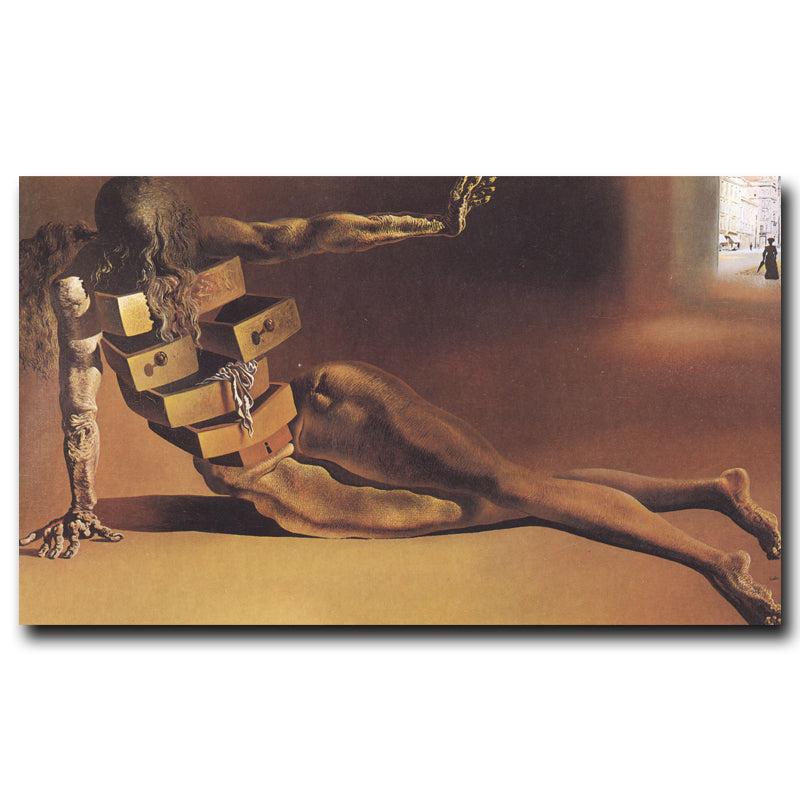 "Salvador Dali x ""Chest of Drawers"" - Supply Surf"