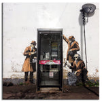"Banksy x ""Telephone Booth"" - Supply Surf"