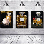 Chanel x Perfume Bottles (3 piece set) - Supply Surf