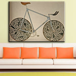 "Keith Haring x ""Bicycle"" - Supply Surf"