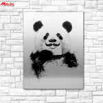 "Banksy x ""Panda"" - Supply Surf"