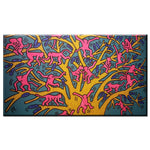"Keith Haring x ""Pop Canvas"" - Supply Surf"