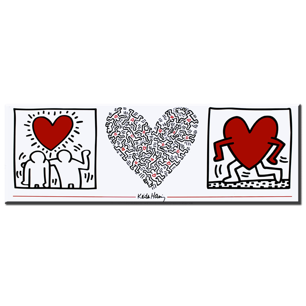 "Keith Haring x ""Love"" - Supply Surf"