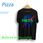 Pizza espacial
