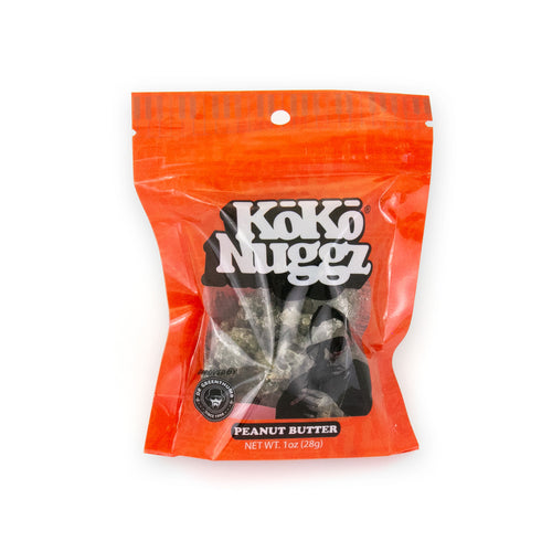 Peanut Butter Chocolate Buds (1oz) by KokoNuggz - Koko Nuggz Europe