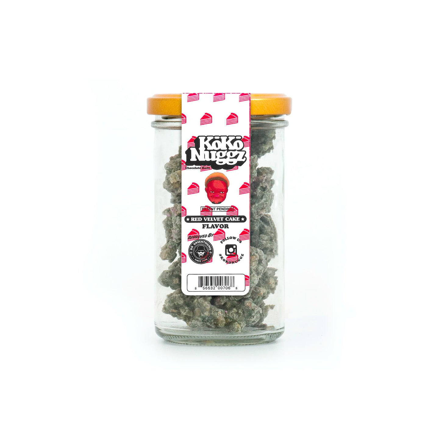 Holygxd Red Velvet Cake 2.25oz - Koko Nuggz Europe