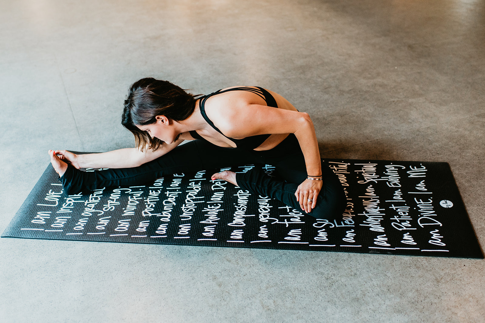 I Am Elite Yoga Mat