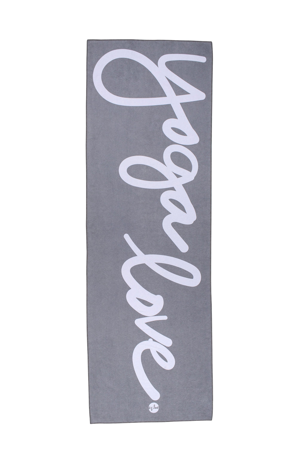 The Yoga Love Yoga Towel